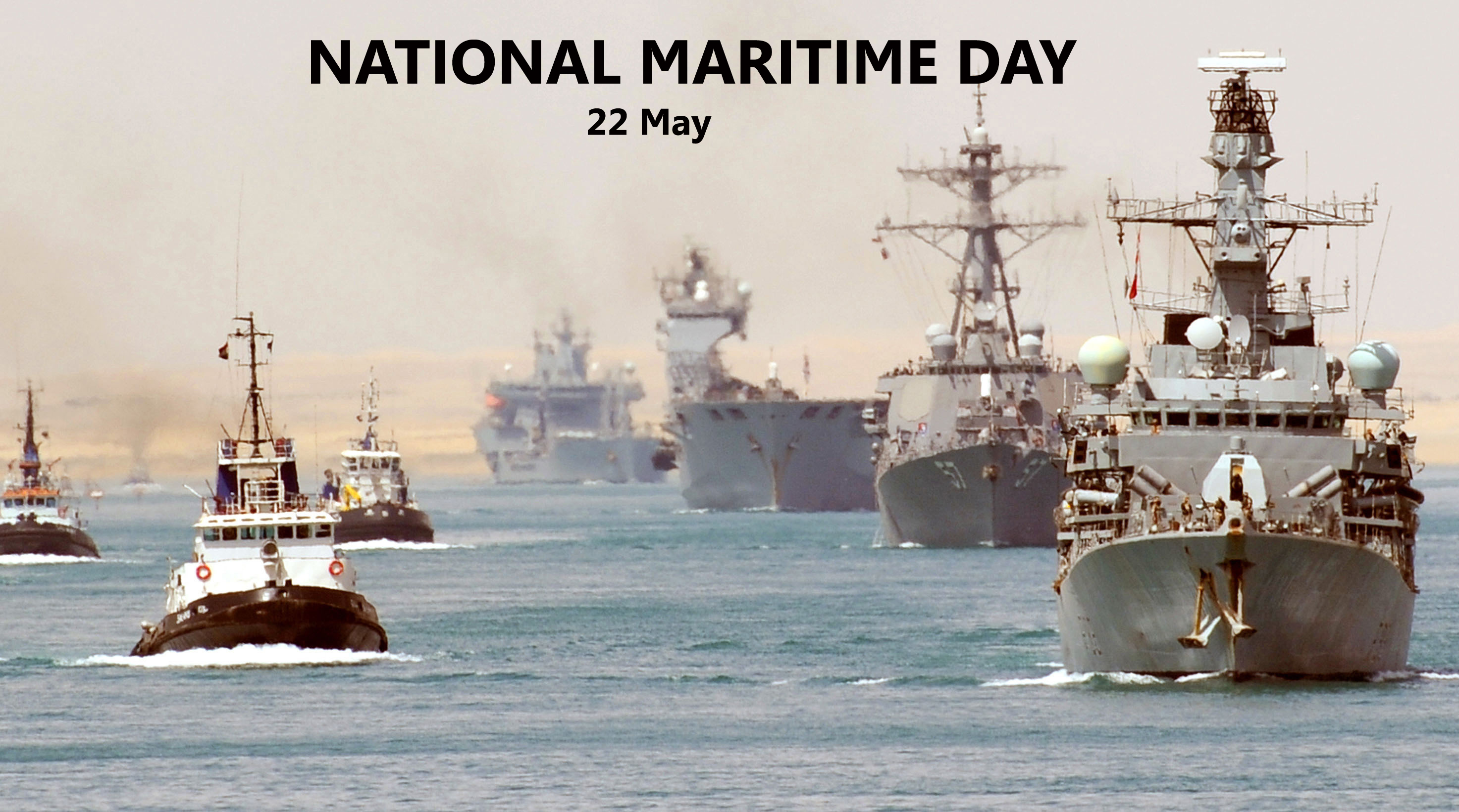 National Maritime Day @  |  |